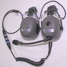 Headset 2mt Loescher LUH-X Peltor 3M-X5