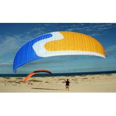 Sky ATIS 2 XL 105-130 EN-B DEMO modrá-bílá-žlutá