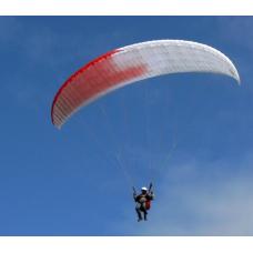 Sky ATIS 2 L 87-110 EN-B DEMO červená-šedá-bílá