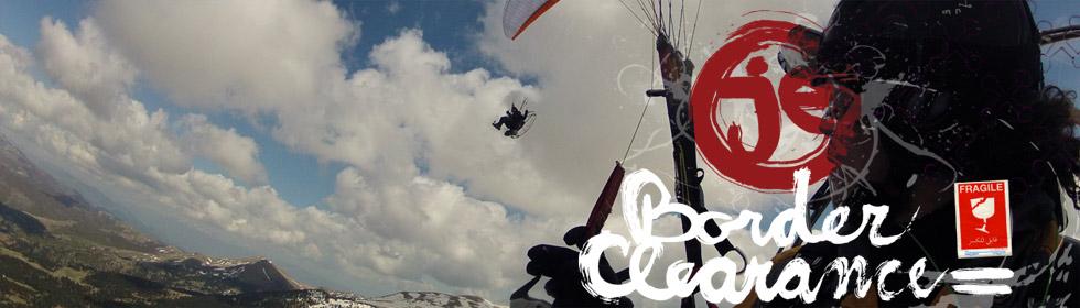 JEMM Paragliding přes Albánii